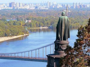 Памятник Владимиру-крестителю
