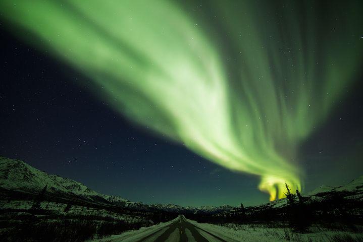 Сонник Толкования сна северное сияние в небе видеть